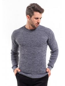 MANLY COTTON KNIT SWEATER HAMME